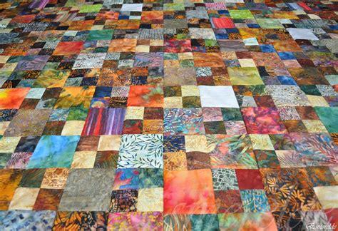 Buying Quilts by Wip Batik Scrap Quilt By Esmerelde On Deviantart