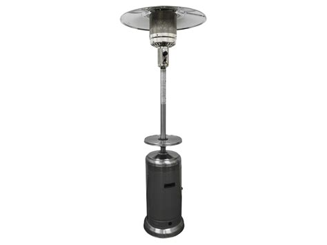 87 Stainless Steel Patio Heater Az Patio Heaters 87 Stainless Steel Patio Heater With Table Hlds01 W Bs