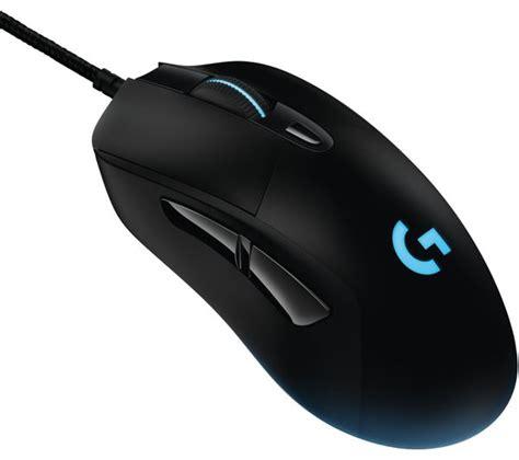 Logitech G403 Prodigy Gaming Mouse logitech g403 prodigy optical gaming mouse deals pc world