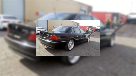shooting for sale bmw 750il in which tupac was shot for sale at 1 5 million