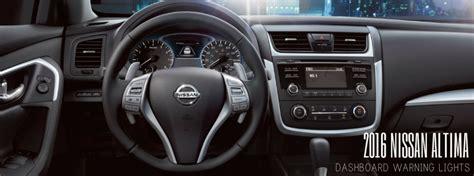 Nissan Altima Warning Lights by Nissan Altima Dashboard Warning Lights