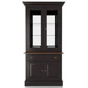 Custom Dining Room China Cabinets Canadel Custom Dining Customizable 38 Inch Hutch Buffet