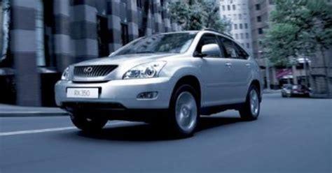 lexus rx 350 price 2007 2007 lexus rx350 suv upgrades