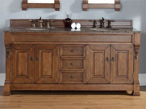 country bathroom vanities best home decorating ideas - Country Bathroom Cabinets