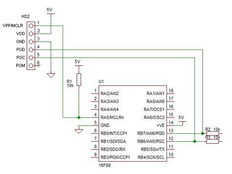 Pic18f45k22 Pin Diagram