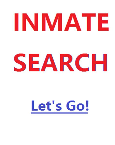 Carolina Inmate Records Carolina Department Of Corrections And Inmate Search Service