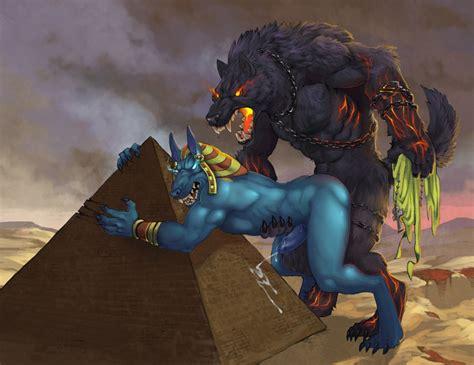 Rule 34 Abs Anal Anal Sex Anubis Ass Badcoyote Blue Eyes