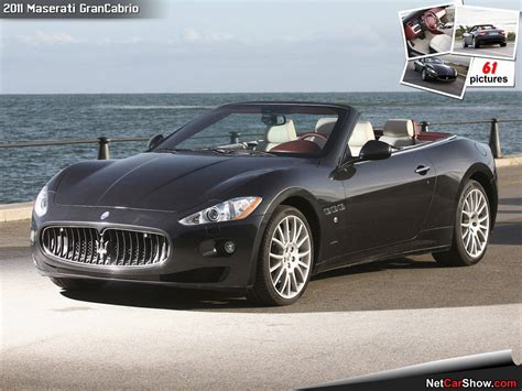 Pictures Of A Maserati by Pictures Of Maserati Grancabrio Auto Database
