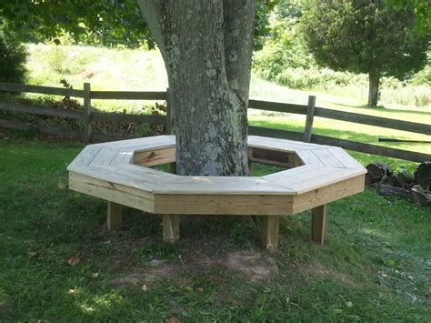 bench around the tree how to build a bench around the tree in your yard sustainable pals