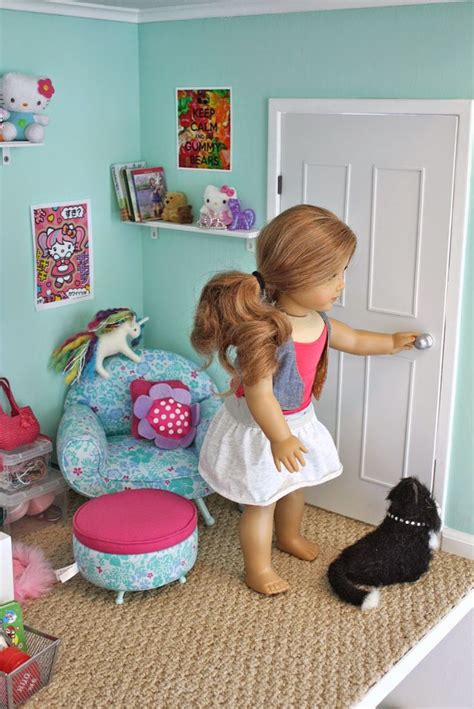 how to make an ag doll room american dolls picmia