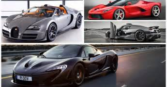 for luxury the 10 most expensive cars in the world