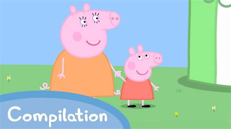 peppa pig goodnight peppa youtube peppa pig episodes mother s day compilation new 2017