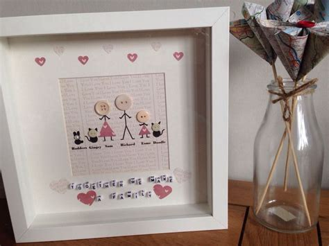 Wedding Box Frame Gifts by Wedding Picture Frame Gift Ideas Imbusy For