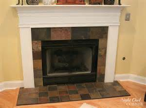 Painting Slate Fireplace by Accessories Marvelous Brown And Black Slate Tile