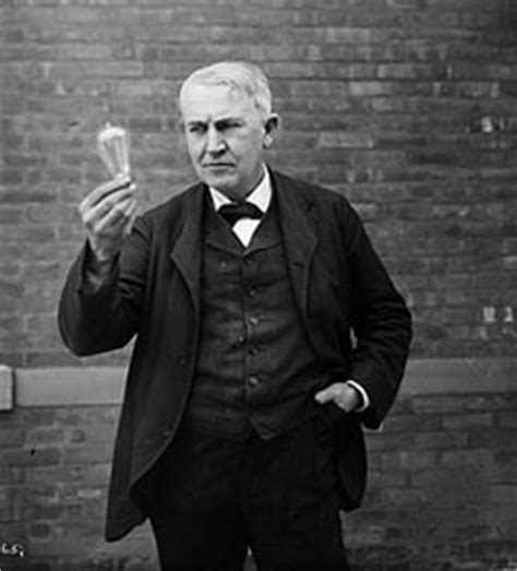 how did edison created the light bulb home of the german trs die deutsche bruce