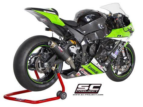 Knalpot Custom Sc Project Slip On Kawasaki Zx10r 1000 images about customs on cafe racers