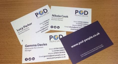 Business Charity Cards