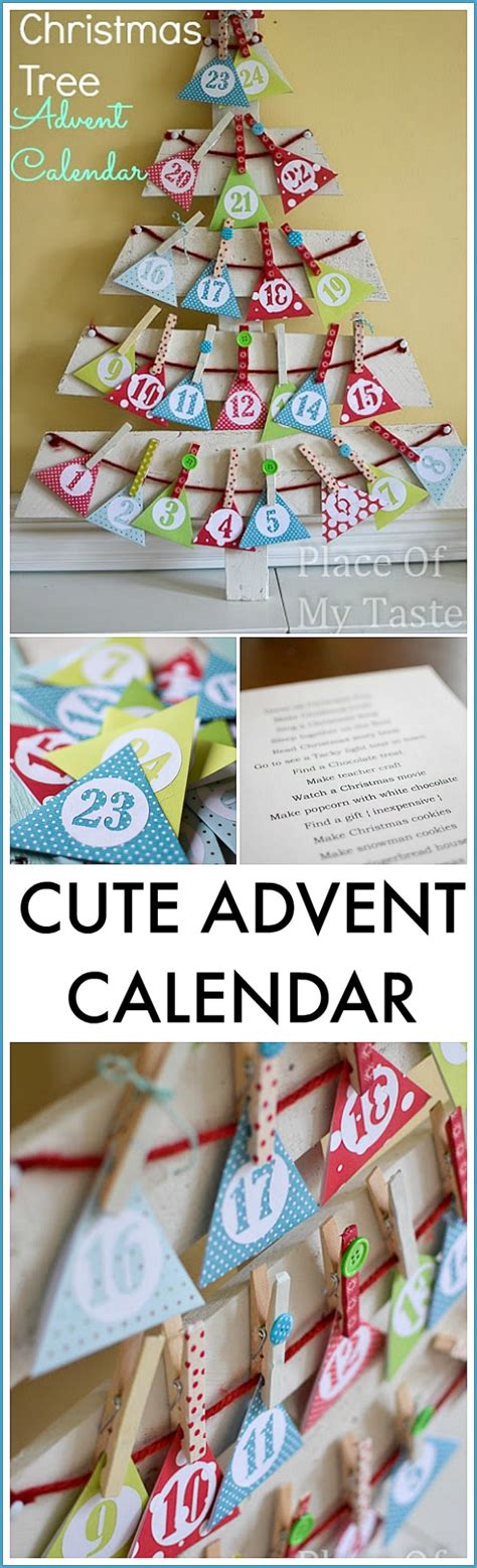 make up advent calendar 2013 diy tree advent calendar