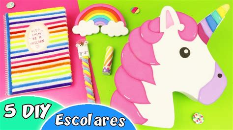 imagenes de utiles escolares de foami 5 diy utiles escolares unicornio ganadores sorteo