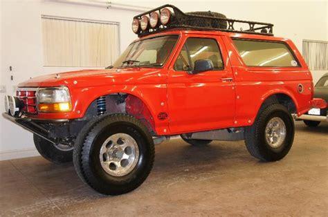 bronco trophy truck off road racing classifieds rdc bronco prerunner um