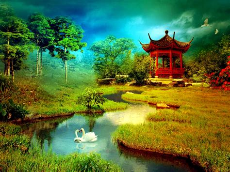 baground pemandangan alam natural view agung net blog