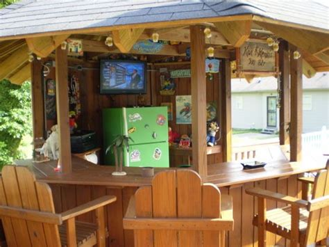 cool backyard bar ideas diy tiki bar by above ground pool my tiki bar a cool