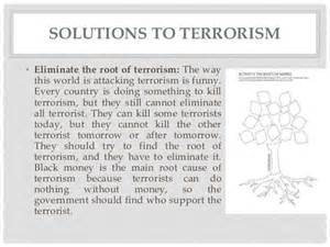 Terrorism Essay Topics by Essay On Terrorism