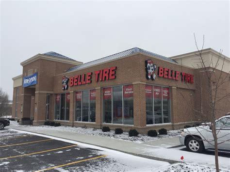 belle tire  reviews auto repair  illinois  fort wayne  phone number yelp