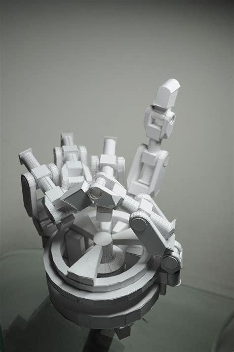 Mechanical Papercraft - mechanical papercraft on behance