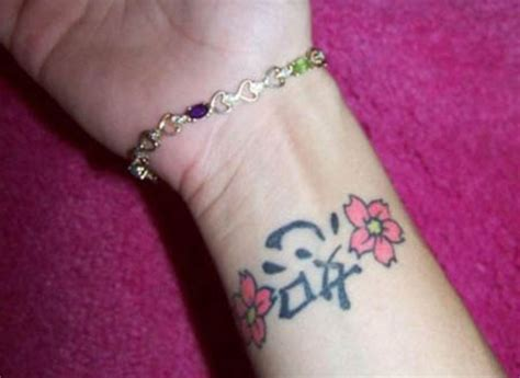 japanese word tattoos 39 attractive wrist tattoos