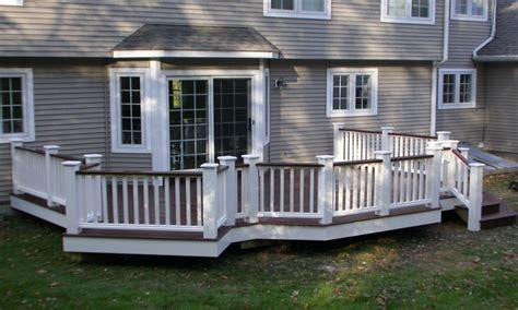wood deck painting ideas deck railing ideas colors house