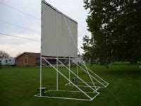 Backyard Theater Forum by 1000 Images About Outdoor Theater On Outdoor