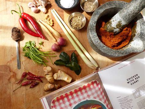 thai food recipe rosas thai red curry paste