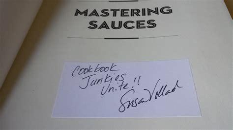 Random Generator For Giveaways - mastering sauces cookbook giveaway