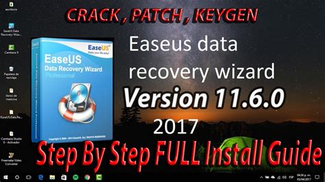 easeus data recovery wizard full version crack easeus data recovery wizard all editions 11 6 0 2017