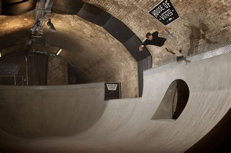 house of vans house of vans london launch party video and photo r