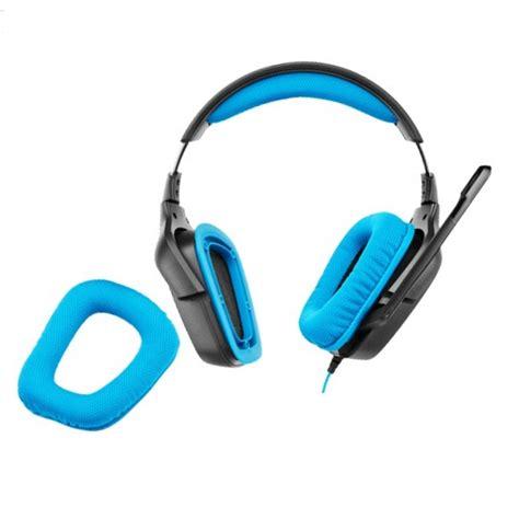 Headset Logitech G430 logitech g430 7 1 gaming headset screenshots at mighty ape nz