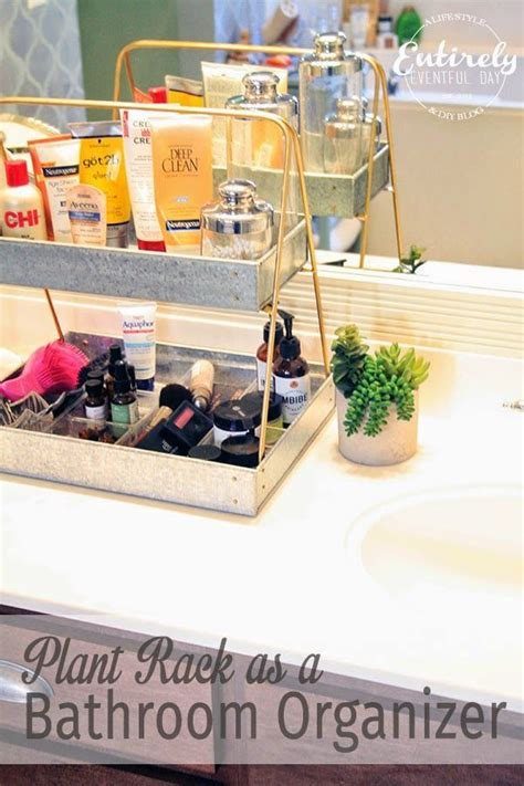 bathroom counter storage ideas 1000 ideas about bathroom counter storage on pinterest