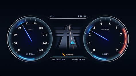 car dashboard car dashboard ui ux concepts inspiration supply medium