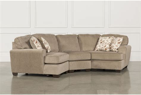 sectional sofa with cuddler patola park 3 sectional w 2 cuddlers living spaces