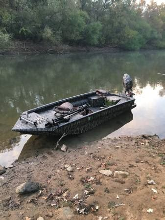 used havoc duck boats for sale havoc 1653dbst duck fishing boat 16000 warner robins