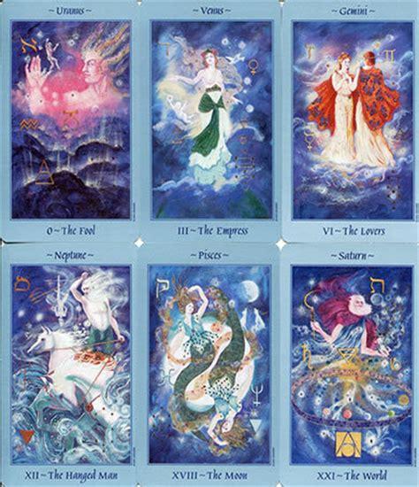 Diskon Sultana Card Deck Import America celestial tarot deck cards by steventon brian clark astrology brand new ebay