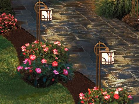landscaping lights ideas exterior path lights led landscape lighting landscape