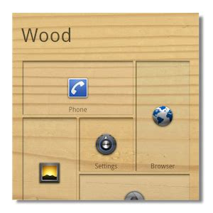 woodworking apps for android wood theme for squarehome android apps on play