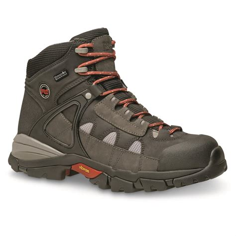 timberland pro boots for timberland pro s hyperion waterproof 6 quot soft toe work