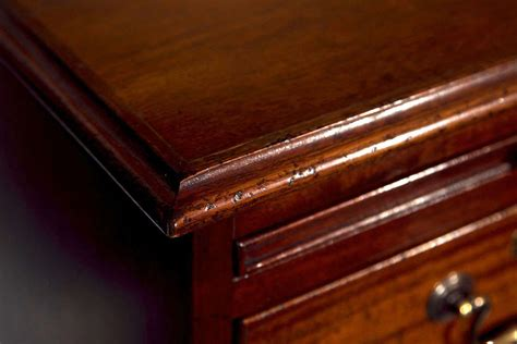 Custom Drawer Slides by Custom Five Drawer Chest With Slide For Sale At