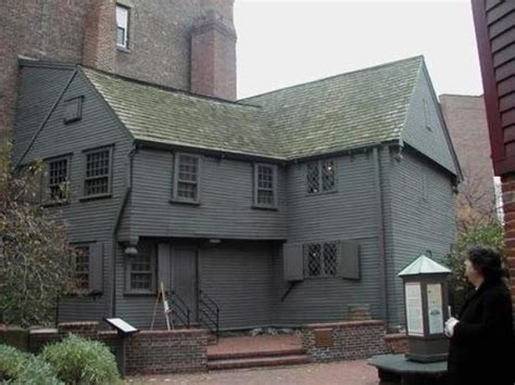 Paul Revere House by Paul Revere House Picture Of The Paul Revere House
