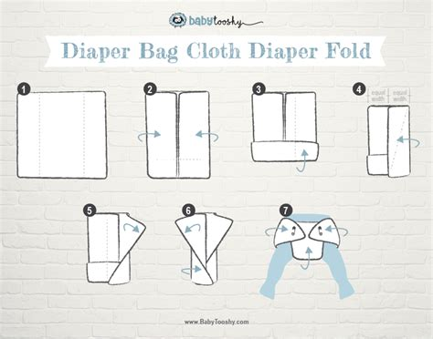 Do You Fold Your Underthings by 10 Easy Flat Folds That Anyone Can Do Baby Tooshy