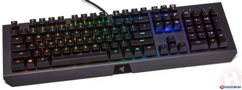 Murah Razer Blackwidow X Chroma Rgb 1 razer blackwidow x chroma rgb green switch foto s