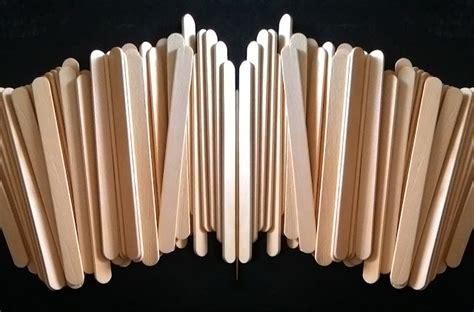 membuat rak buku dari stik es krim 15 ide kerajinan tangan dari stik es krim inspirasi dan